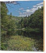 Beautiful Clear Creek Wood Print