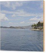 Beautiful Dubrovnik Wood Print