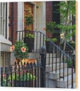 Beautiful Entrance Wood Print