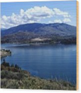 Beautiful Okanagan Valley Wood Print