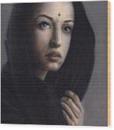 Beauty Of India Wood Print