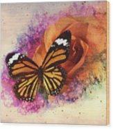 Beauty Of Nature #2 Wood Print