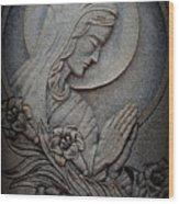 Beauty Rest Wood Print