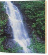 Beaver Brook Mount Moosilauke Wood Print