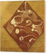 Beckons - Tile Wood Print