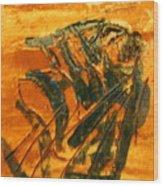 Bedecked - Tile Wood Print