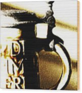 Beer Stein Wood Print