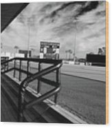 Before Spring Training 2 Wood Print by Don Youngclaus