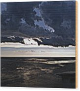 Before The Storm 1 Wood Print