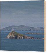 Beginish Island Wood Print