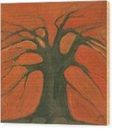 Beginning Of Life Wood Print