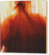 Behind The Veil Wood Print