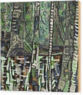 Beidler Forest 2 Wood Print