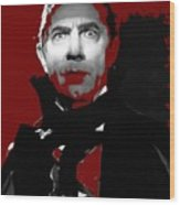 Bela Lugosi Mark Of The Vampire 1935-2015 Wood Print