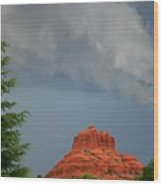 Bell Rock Mojo Wood Print