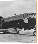 Bell X-1 Resting In Belly Of B-29, 1947 Wood Print