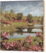 Bellingrath Gardens Wood Print