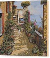 Bello Terrazzo Wood Print
