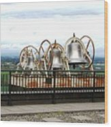 Bells At The Abbey Wood Print