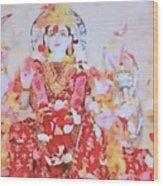 Beloved Lakshimi Wood Print