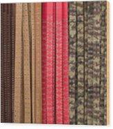 Belts Wood Print