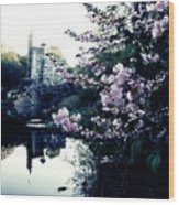 Belvedere Castle Wood Print