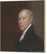 Benjamin Tappan Wood Print
