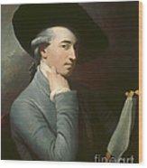 Benjamin West Wood Print