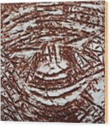 Ben's Smile - Tile Wood Print