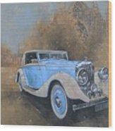 Bentley By Kellner Wood Print