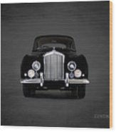 Bentley Continental 1952 Wood Print