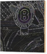 Bentley 1 Wood Print