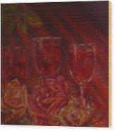 Beringer Cabernet Savignon Wood Print