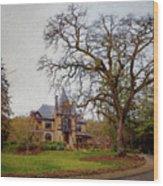 Beringer Winery Napa Wood Print