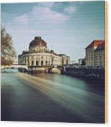 Berlin Bode Museum Wood Print