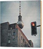 Berlin-mitte Wood Print