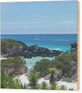Bermuda Bliss Wood Print