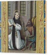 Bernard De Clairvaux Wood Print