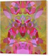 Berry Dream Wood Print