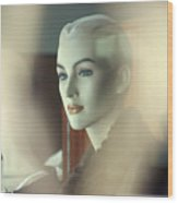 Beryl 2 Wood Print