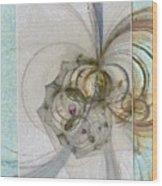 Bespangle Bare  Id 16099-020425-95051 Wood Print