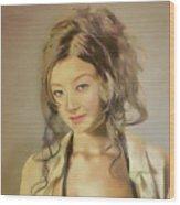 Bessie Wood Print