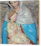 Bethlehem - Milk Grotto Church  Wood Print