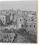 Bethlehem Year 1890 Wood Print