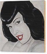 Bettie Wood Print