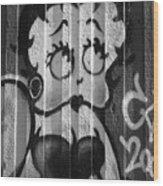 Betty Boop ... Wood Print