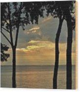 Beulah Sunset Wood Print