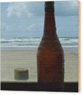 Beyond The Bottle Wood Print