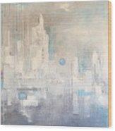 Beyond The Haze Wood Print