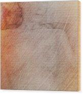 Bianca Chantilly  Wood Print